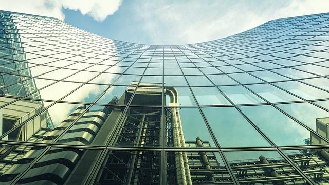 Wspaniałe budynki