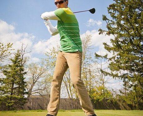 Strony o golfie